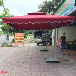 Ô Lệch Tâm Vuông 2,5m  Mã TO 029