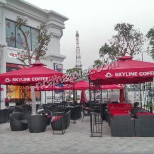 Nhà Lều Cafe TL 001