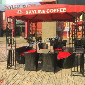 Lều cafe TL 005