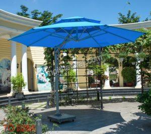 Ô cafe điểm nhấn cho cafe sân vườn